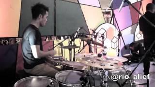 Sammy Simorangkir - Sedang Apa Dan Dimana (Drum Cam) - Rio Alief