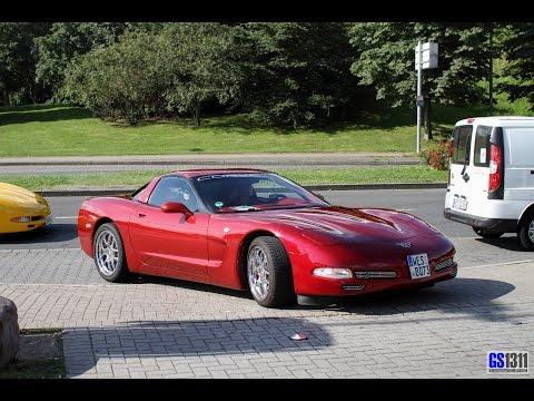 Best Chevrolet Corvette C5 exhaust sounds