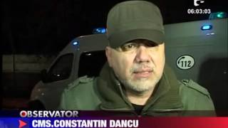 Grav accident de circulatie in Constanta doi morti si cinci grav raniti 2 MARTIE 20