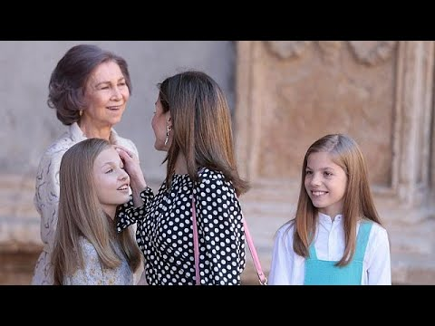 شاهد: صراع الحموات بين ملكة إسبانيا وزوجة ابنها