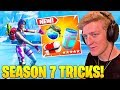 Streamers Use *NEW* HEAL WHILE MOVING TRICK! Tfue SEASON 7 SECRET! - Fortnite FUNNY Moments