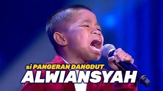 Alwiansyah Si Pangeran Dangdut dari Indonesia Tengah