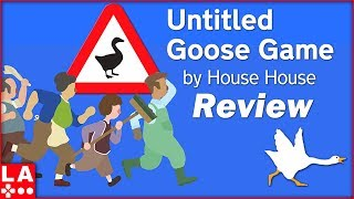 Untitled Goose Game Review (Nintendo Switch) (Video Game Video Review)