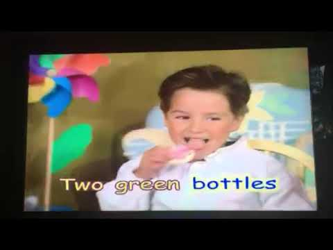 Countdown Kids Five Green Bottles