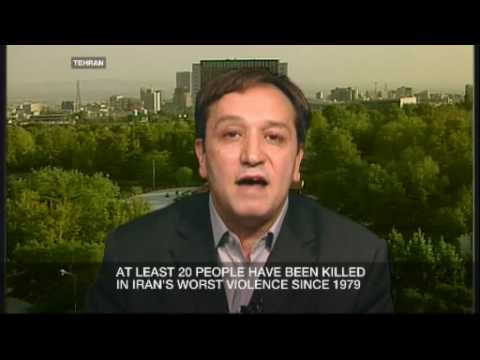 Inside Story - Battle for the soul of Iran - 26 July 09