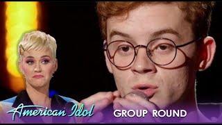 Walker Burroughs: Keeps On SURPRISING The Judges | American Idol 2019