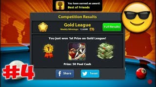 8 Ball Pool - | TOPPING GOLD LEAGUE | Paras