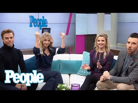 What Are Julianne & Derek Hough's Pet Peeves With Each Other? | People NOW | People