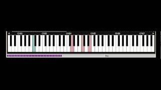 Plumb Cut Piano Tutorial