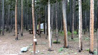 Video of Lost Cabin Campground, WY from Art S.