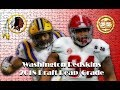 Payne and Guice have THE Pedigree! - Washington Redskins Draft Recap (CPGM) 2018