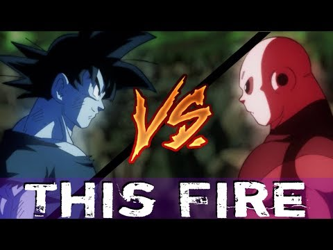 [AMV] Dradon ball Super Goku vs Jiren
