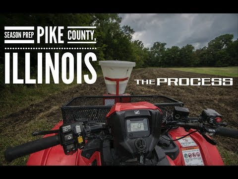 Deer Season Prep In Pike County, Illinois! VLOG THE PROCESS Season 2/Episode 1