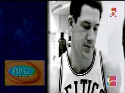 Vintage NBA: JOHN HAVLICEK