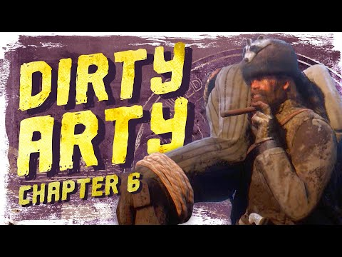 Let's Drop Someone Down A Waterfall - Dirty Arty: Chapter 6