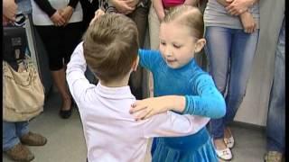 Танцы в клинике