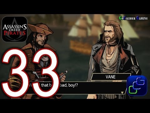 Assassin's Creed Pirates Walkthrough   Part 33   Chapter 6 The Pirate Republic
