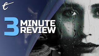 Maid of Sker | Review in 3 Minutes (Video Game Video Review)