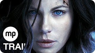 UNDERWORLD 5 BLOOD WARS Trailer 2 German Deutsch (2016)