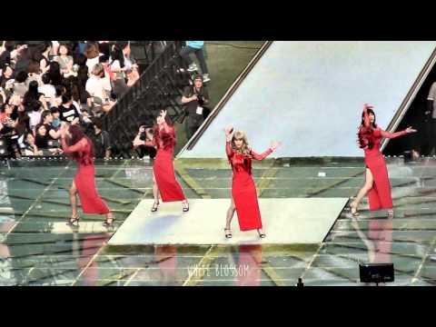 140815 SMTOWN Concert - Something Changmin Kyuhyun Minho Suho