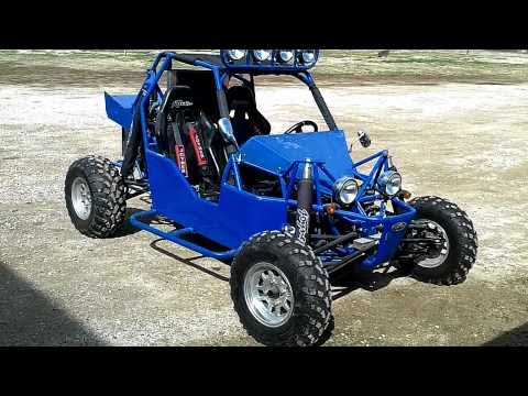 Joyner ATV Axle - YouTube