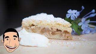 BEST HOMEMADE APPLE CRUMBLE RECIPE  Italian Recipe Apple Crumble Pie