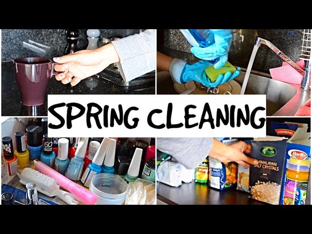 Пролетно Почистване ♡ Рутина
