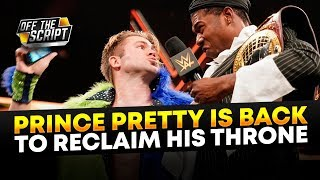 TYLER BREEZE RETURNS AND WANTS VELVETEEN DREAM! | WWE NXT May 22, 2019 Full Show Review & Results