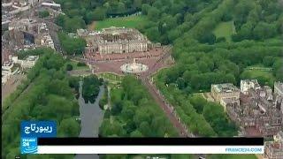 كلفة ترميم قصر باكنغهام في لندن تتجاوز 400 مليون يورو