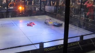 RC Fighting Robot Wars - Satanix 1.666 v