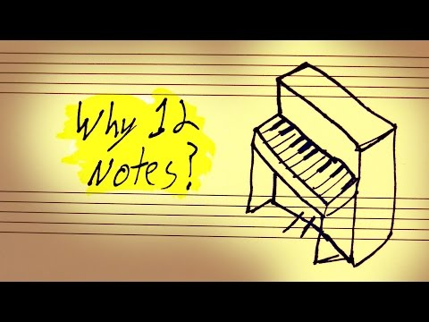 TET for Tat: Why Do We Use 12 Notes?