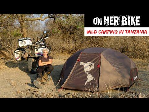 Wild Camping in Tanzania - EP. 70