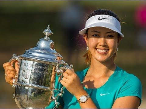 Michelle Wie Wins the 2014 U.S. Women's Open at Pinehurst