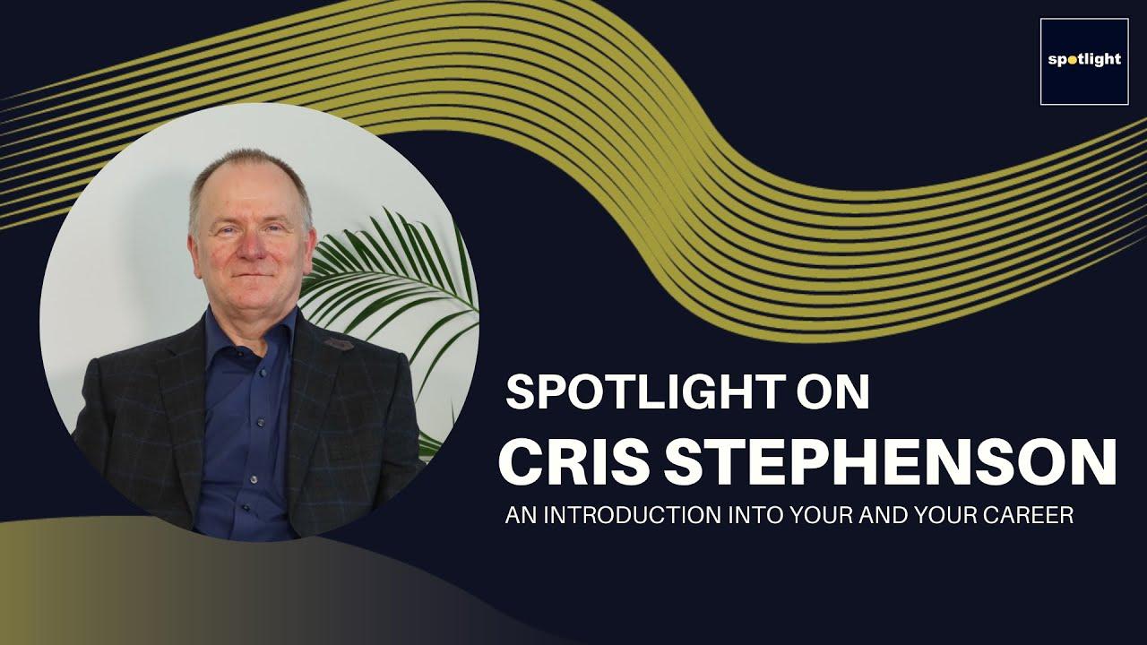 Spotlight on Cris Stephenson - CEO of Environcom