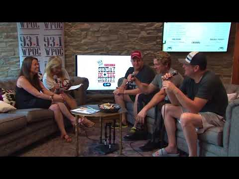 Rascal Flatts Interview - Sunday in the Country 2017