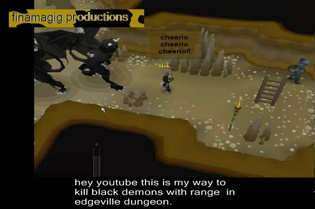 black demon slayer guide osrs