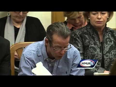 Raw video: Billy Flynn parole hearing
