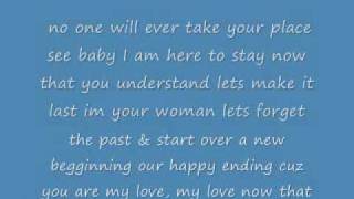 Tynisha Keli- Stay Lyrics