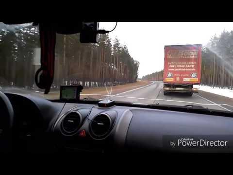 Поездка из Мурманска в Ярославль и обратно на Hover H3. Так просто от зимы не уйти!