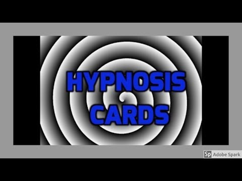 MAGIC TRICKS VIDEOS IN TAMIL #223 I HYPNOSIS CARDS @Magic Vijay