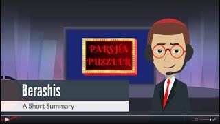 Jewish Animated Torah Videos: Berashis Summary