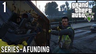 » GTA V « - Heist 4, Rocker Banden Basher, Series-A Funding  [1/5]  [60FPS]