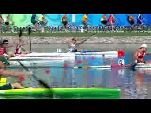 Canoe/Kayak - Men's K1 500M - Beijing 2008 Summer Olympic Games