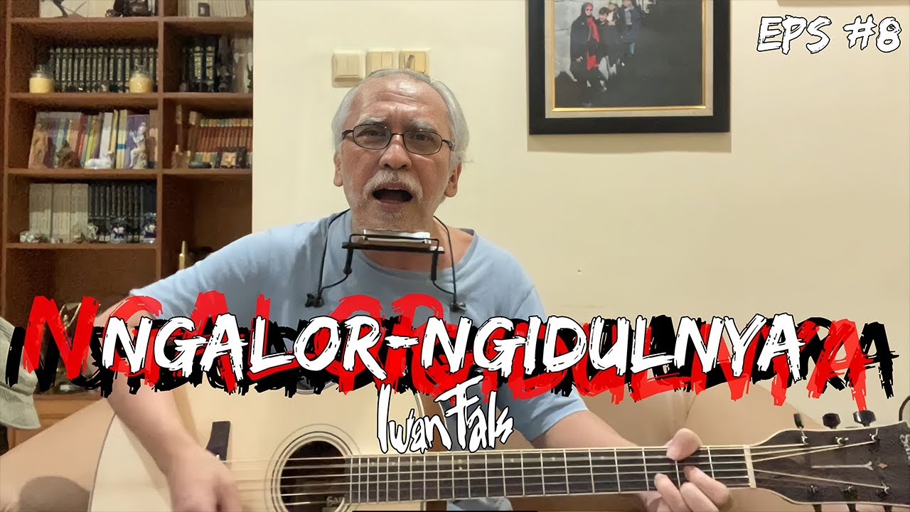 NGALOR NGIDULNYA IWAN FALS - GURU OEMAR BAKRIE   EPS. 8