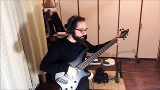 Ihsahn - Arcana Imperii bass cover