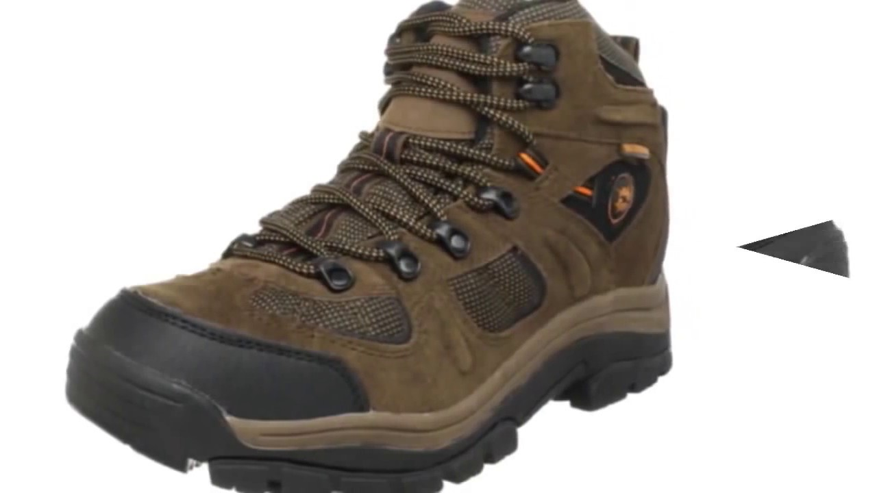 Best Hiking Boots For Men 2016 - YouTube