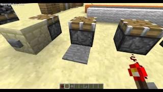 ¿Cómo usar pistones? - Minecraft Tutorial