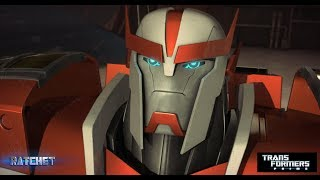 Transformers Prime Music Video  Ratchet Tribute -