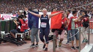 Pékin 2015 : Alexandra Tavernier, les coulisses d'une finale en bronze