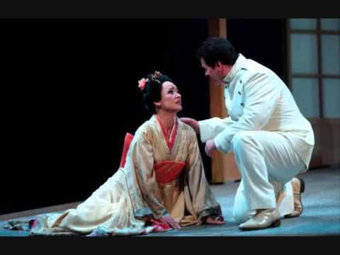 Puccini - Madame Butterfly - Bimba, non piangere